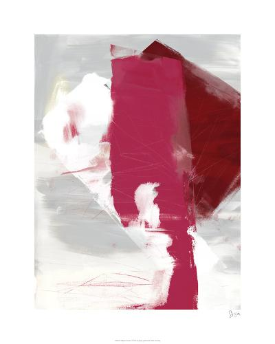 Magenta Abstract I-Sisa Jasper-Limited Edition