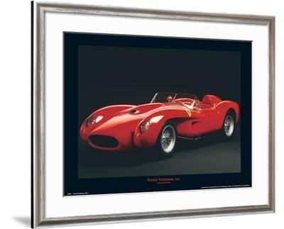Ferrari Testarossa, 1958 (3/4 view)