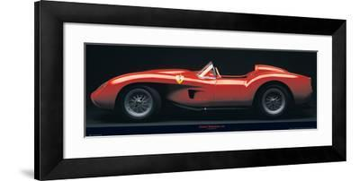 Ferrari Testarossa, 1958 (side)