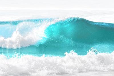 Aqua Wave I by Maggie Olsen