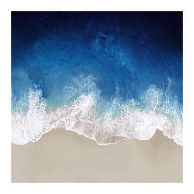 Indigo Ocean Waves I