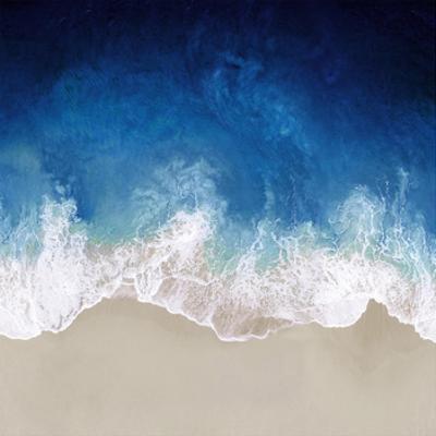 Indigo Ocean Waves I by Maggie Olsen