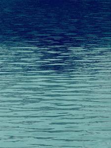 Ocean Current Blue II by Maggie Olsen