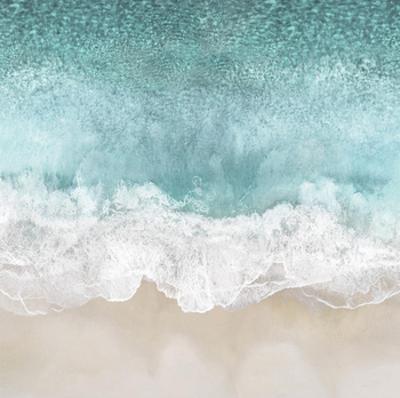 Ocean Waves I by Maggie Olsen