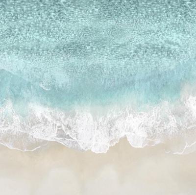 Ocean Waves III by Maggie Olsen