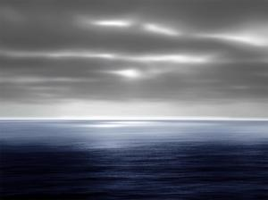 On the Sea II by Maggie Olsen