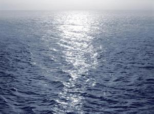 Open Sea I by Maggie Olsen