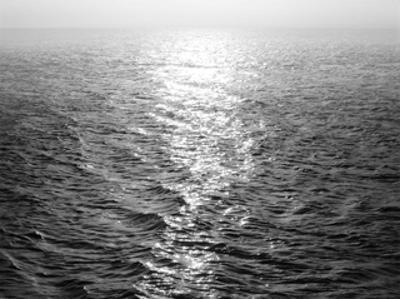 Open Sea III by Maggie Olsen