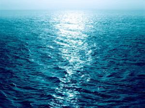 Open Sea IV by Maggie Olsen