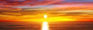 Sunlit Horizon IV by Maggie Olsen