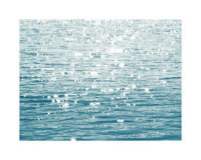 Sunlit Sea Aqua