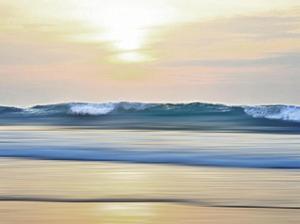 Waves by Maggie Olsen