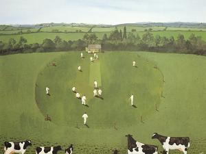 The Cricket Match by Maggie Rowe