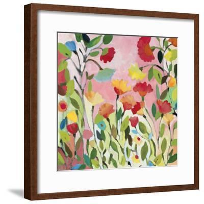 Maggie's Garden-Kim Parker-Framed Giclee Print