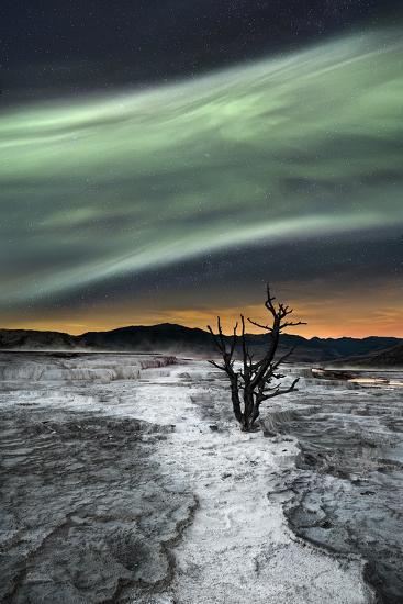 Magic Aurora-Liloni Luca-Photographic Print