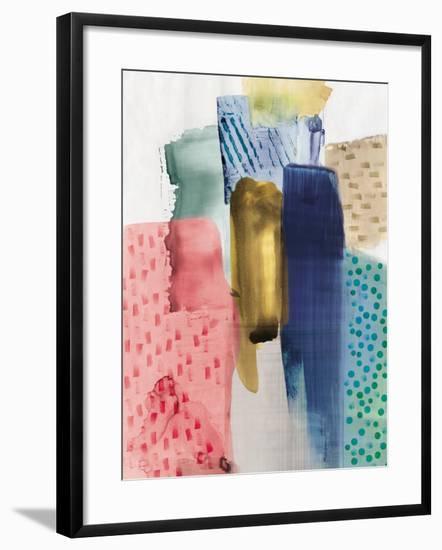 Magic Paper-PI Studio-Framed Art Print