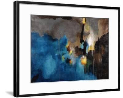 Magic Teal-Rikki Drotar-Framed Giclee Print