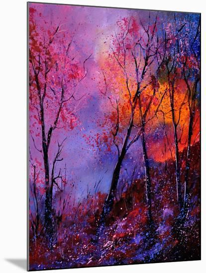 Magic Trees-Pol Ledent-Mounted Art Print