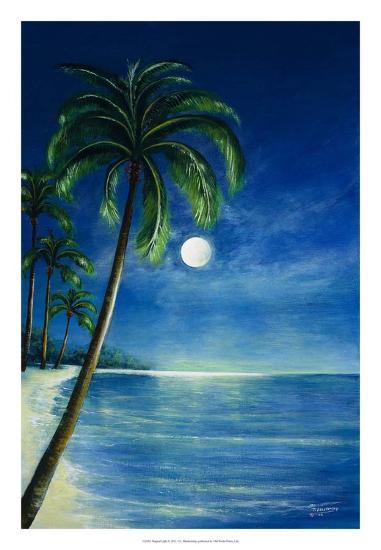 Magical Light--Giclee Print