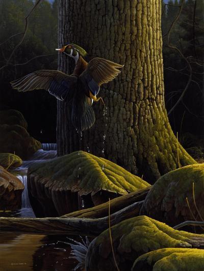 Magical Moment-Michael Budden-Giclee Print