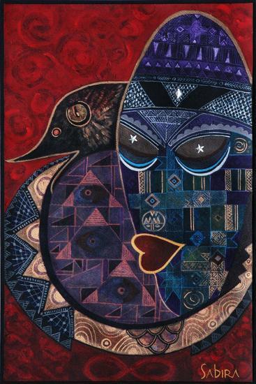 Magician, 2013-Sabira Manek-Giclee Print