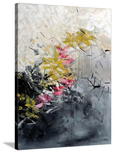 Magn Tik 1-Annie Rodrigue-Stretched Canvas Print