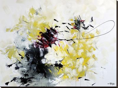 Magn Tik 3-Annie Rodrigue-Stretched Canvas Print