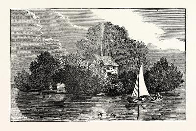 Magna Charta Island--Giclee Print