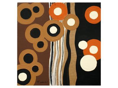 Magnetism I-Irena Orlov-Art Print