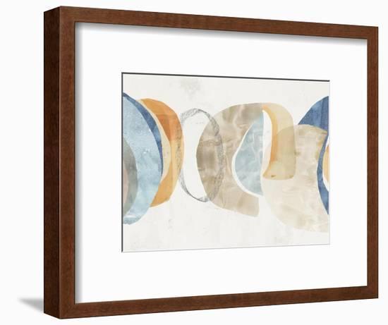 Magnetism I-PI Studio-Framed Art Print