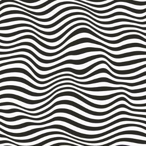 Striped Pattern by Magnia