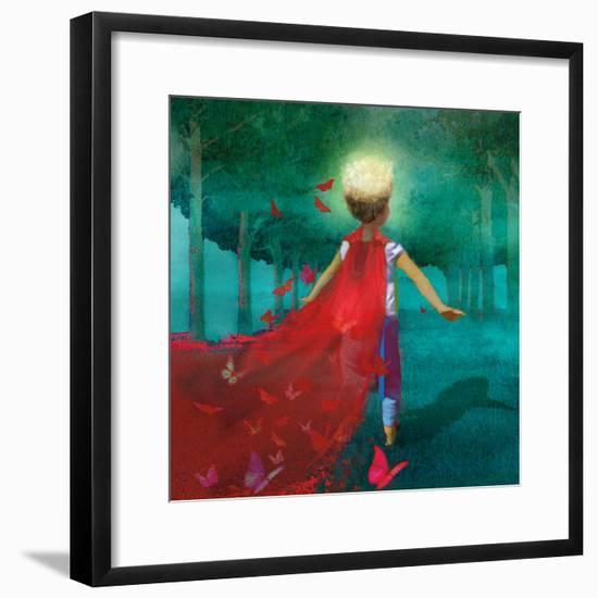 Magnificent-Nancy Tillman-Framed Art Print