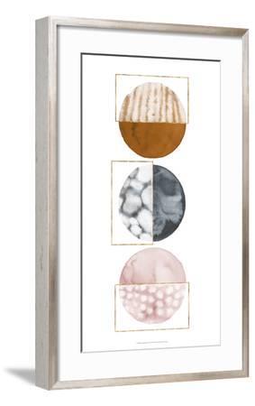 Magnified I-Grace Popp-Framed Art Print