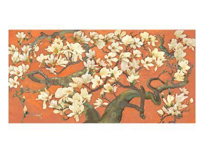 Magnolia Branches--Art Print