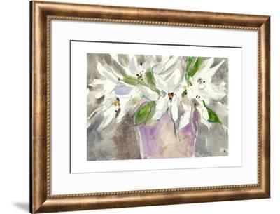 Magnolia Charm I-Samuel Dixon-Framed Limited Edition