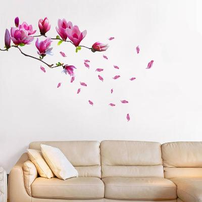 Magnolia Flower--Wall Decal