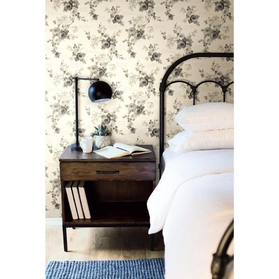 magnolia home heirloom rose removable removable wallpaper u l f9je080