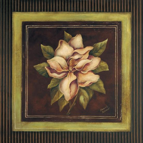 Magnolia II-Kimberly Poloson-Art Print