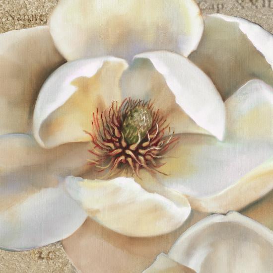 Magnolia Masterpiece II-Louise Montillio-Art Print