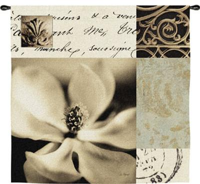 Magnolia Montage-Julie Greenwood-Wall Tapestry