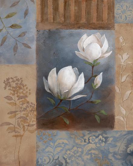 Magnolia Spring II-Nan-Art Print