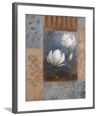 Magnolia Spring II-Nan-Framed Art Print