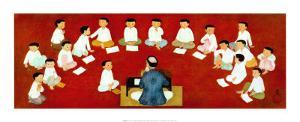 La classe by Mai-thu