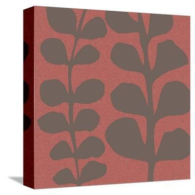 Maidenhair Coco Stem-Denise Duplock-Stretched Canvas Print