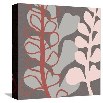 Maidenhair Fernery-Denise Duplock-Stretched Canvas Print