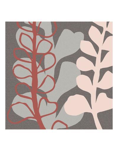 Maidenhair Fernery-Denise Duplock-Art Print