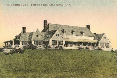 Maidstone Club, East Hampton--Art Print