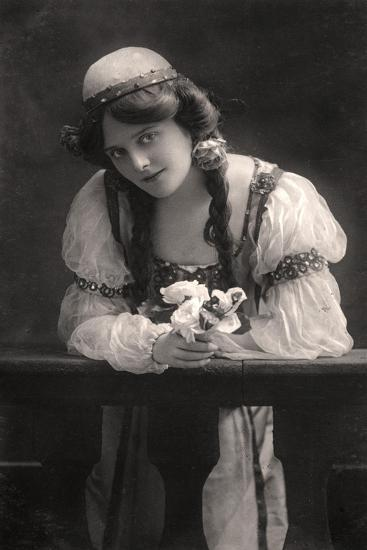 Maie Ash, Actress, 1900s--Giclee Print