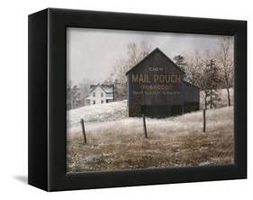 Mail Pouch Barn-David Knowlton-Framed Premier Image Canvas