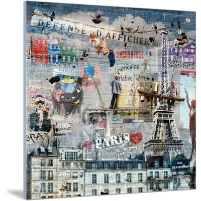 Les peintres de graffitis: Paris by Maïlo / M-L Vareilles